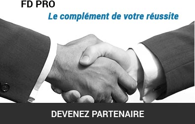 FD PRO, the complement of your success - Become a partner
